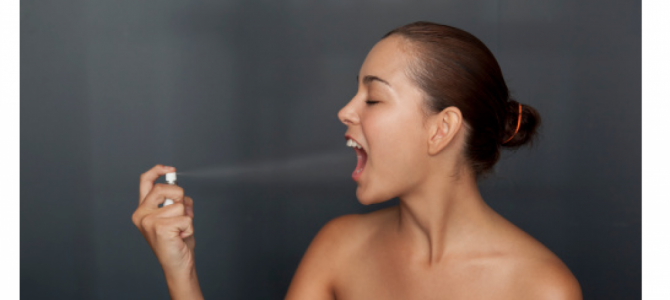 Remède efficace pour oublier la mauvaise haleine