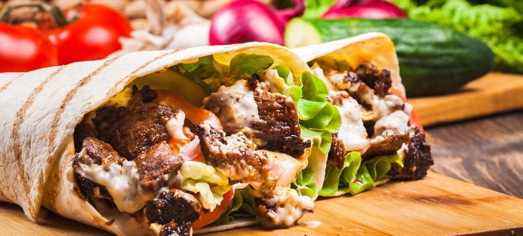 Voici une Recette Simple et Rapide du Kebab